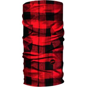HAD Microfibre 2.0 accessori collo rosso/nero